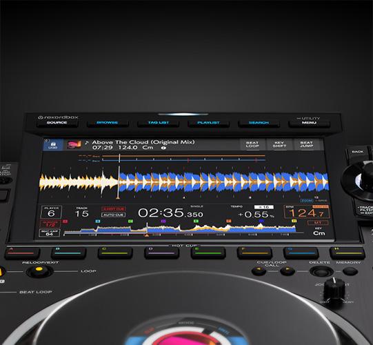màn hình Pioneer CDJ 3000