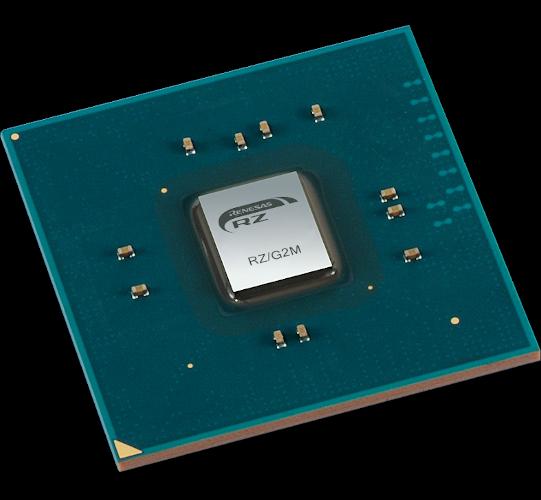 Chip MPU của Pioneer