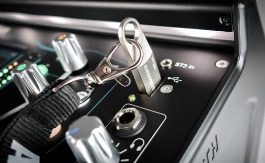 Mixer allen heath Sq-5 THU ÂM MULTITRACK bằng USB