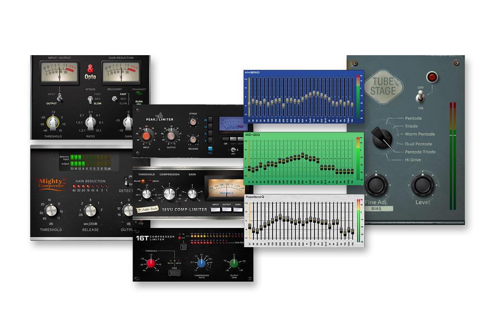 RackExtra FX Add-Ons mở rộng FX Rack của Mixer Allen Heath SQ-5