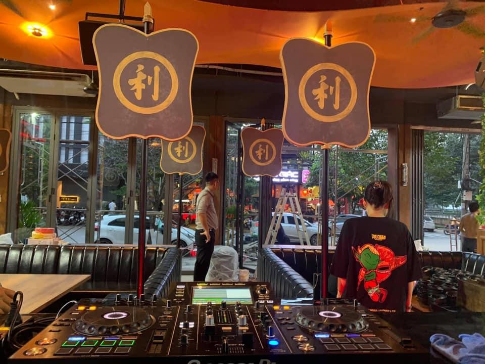 Nhà hàng Wuan 5 Biên Hoà vs Martin Audio